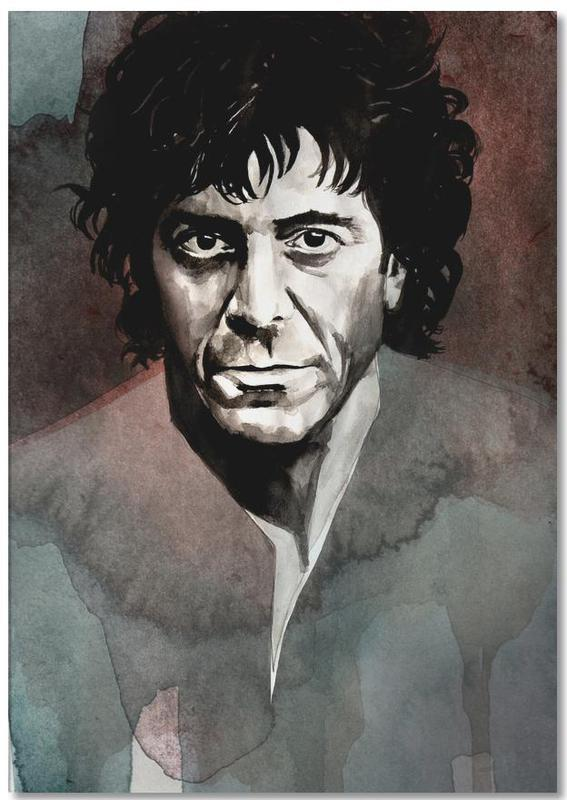 Portraits, Lou Reed Notepad