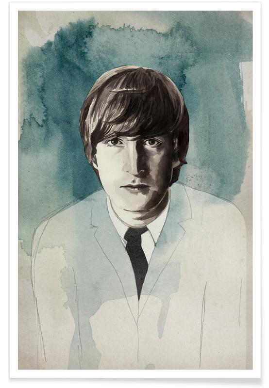 , John Lennon -Poster