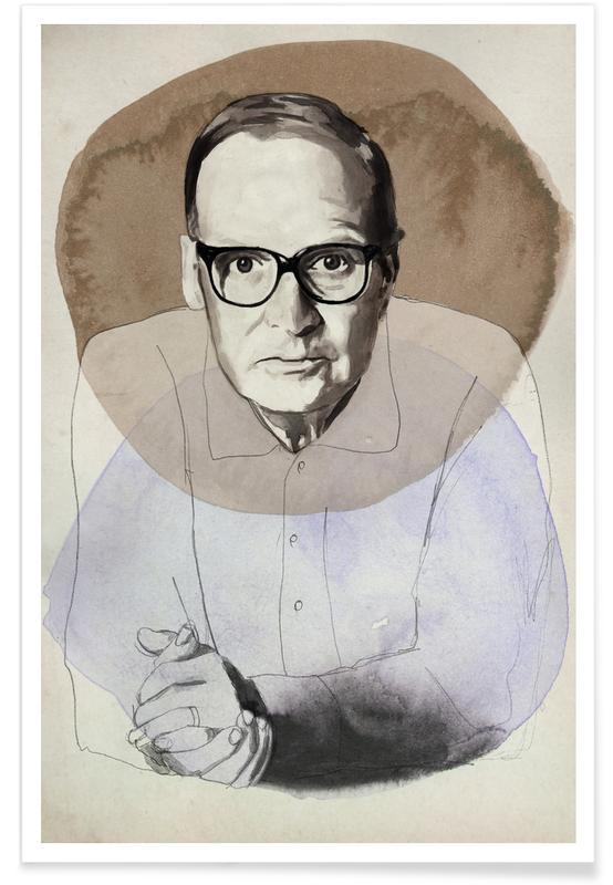 Filme, Ennio Morricone -Poster