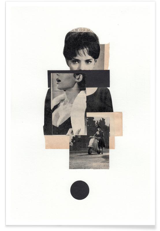 Porträts, Nous Deux (0) -Poster