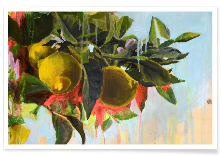 Citrons, Lemons (03) affiche