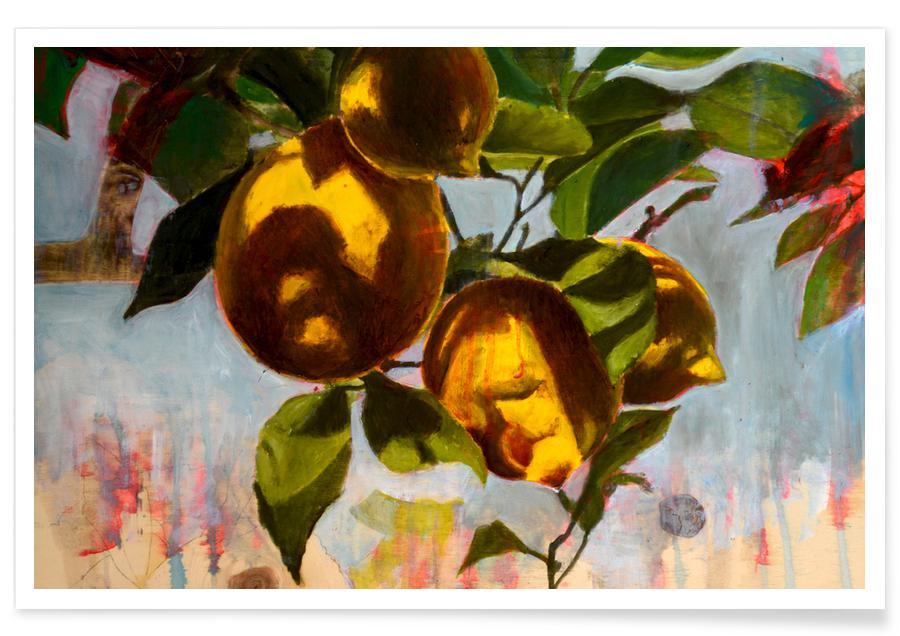 Citrons, Lemons (01) affiche