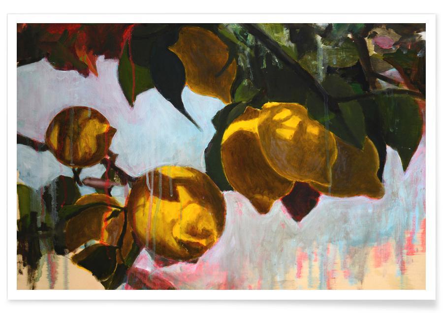 Zitronen, Lemons (02) -Poster