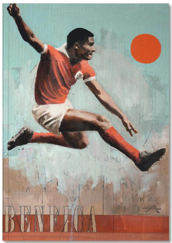 One Love Benfica Notebook