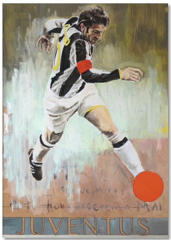 Football, One Love - Juventus Notepad