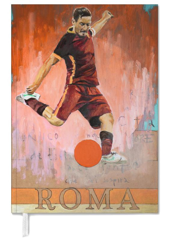 One Love Roma Personal Planner