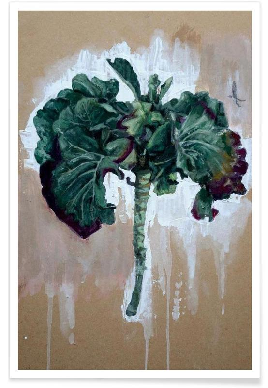 Velo Grablje - Brussels Sprouts Poster