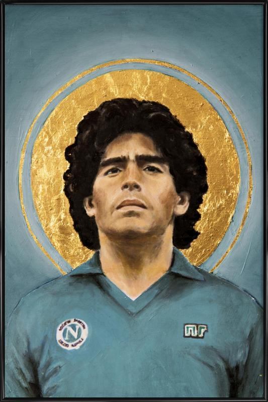 Football-Icon--Diego-Maradona-David-Dieh