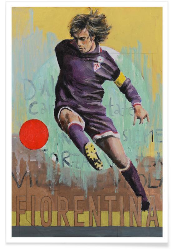 One Love - Fiorentina affiche