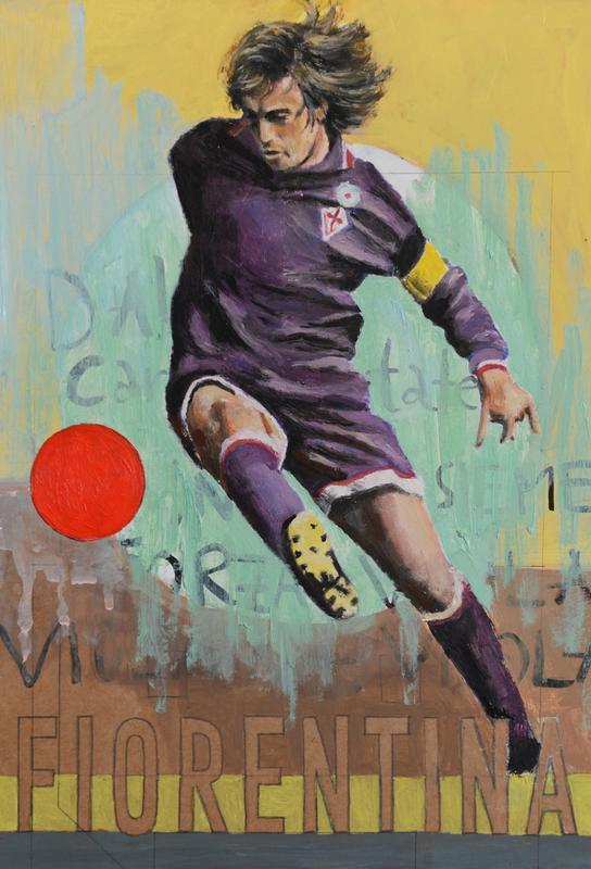 One Love - Fiorentina -Alubild