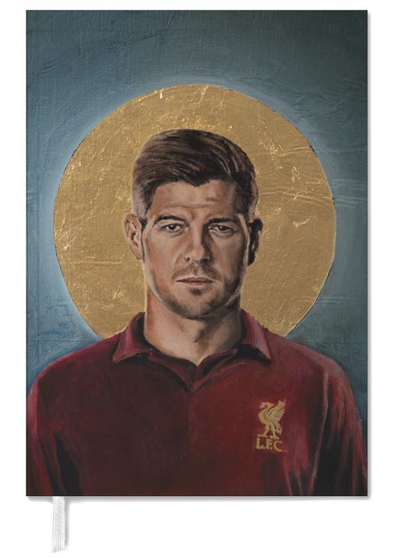 Football Icon - Steven Gerrard -Terminplaner