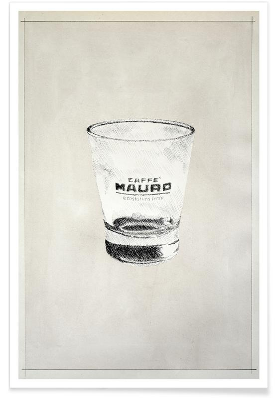 , Profond - Cafe Mauro Poster