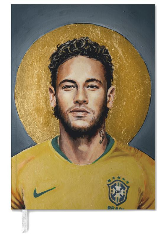 Football Icon -Neymar Personal Planner