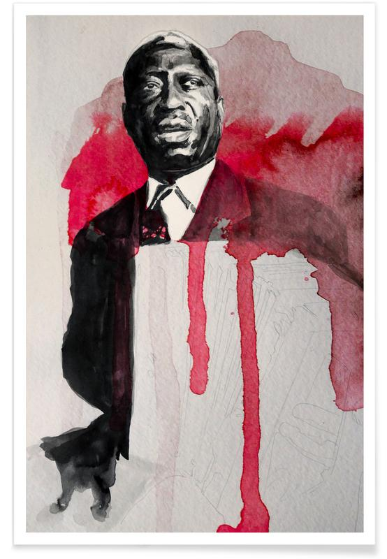 , Leadbelly Poster
