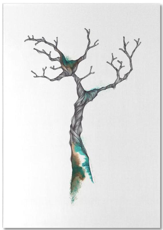 Trees, Arbre Notepad