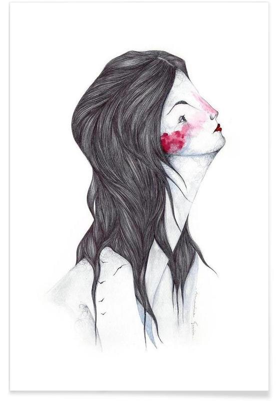 Portretten, Marina poster