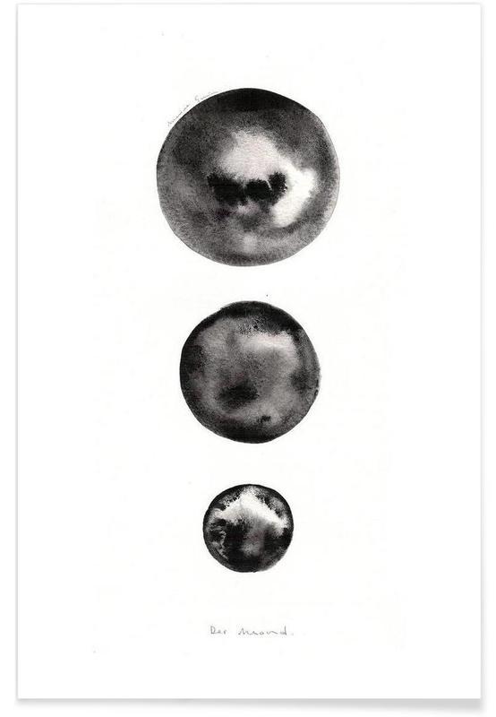 , Der Mond affiche