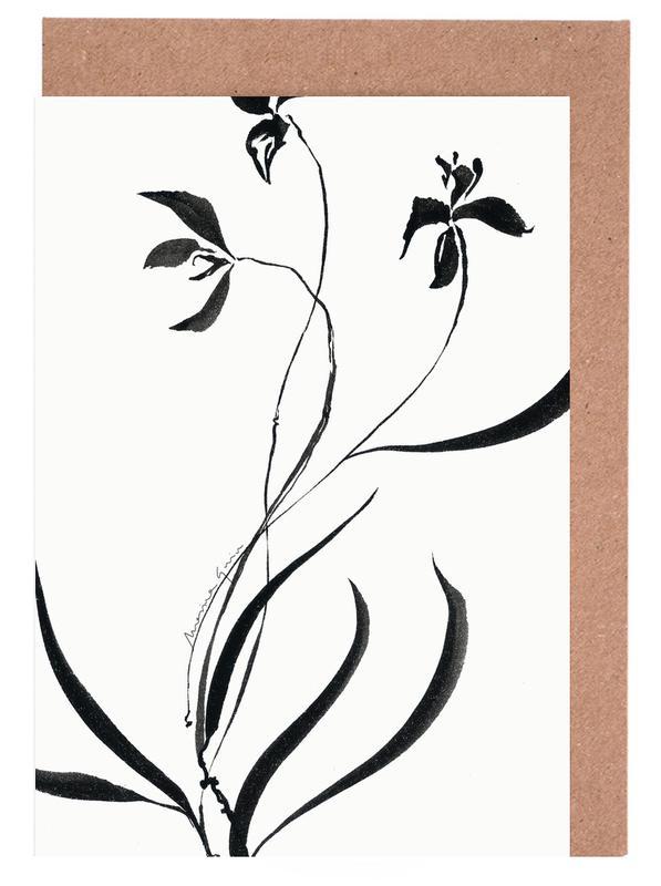 Orchid 1 cartes de vœux