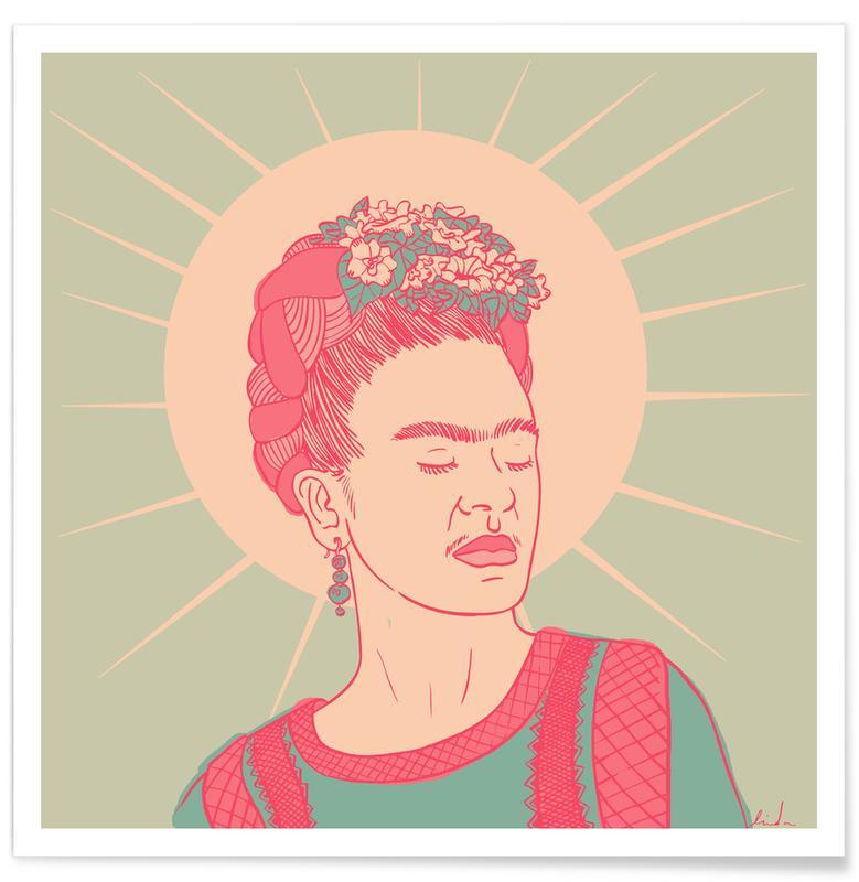 Frida Kahlo, Frida Poster