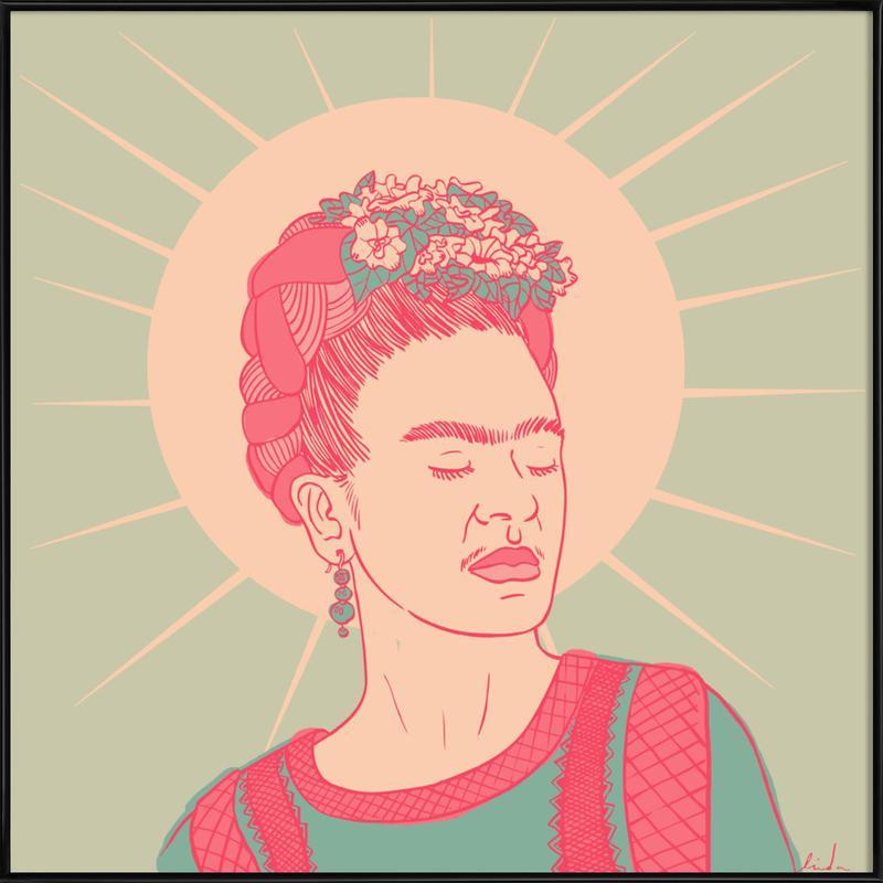 Frida Framed Poster