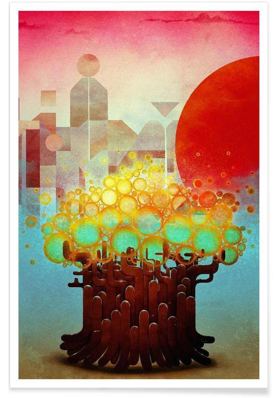 , Aerials -Poster