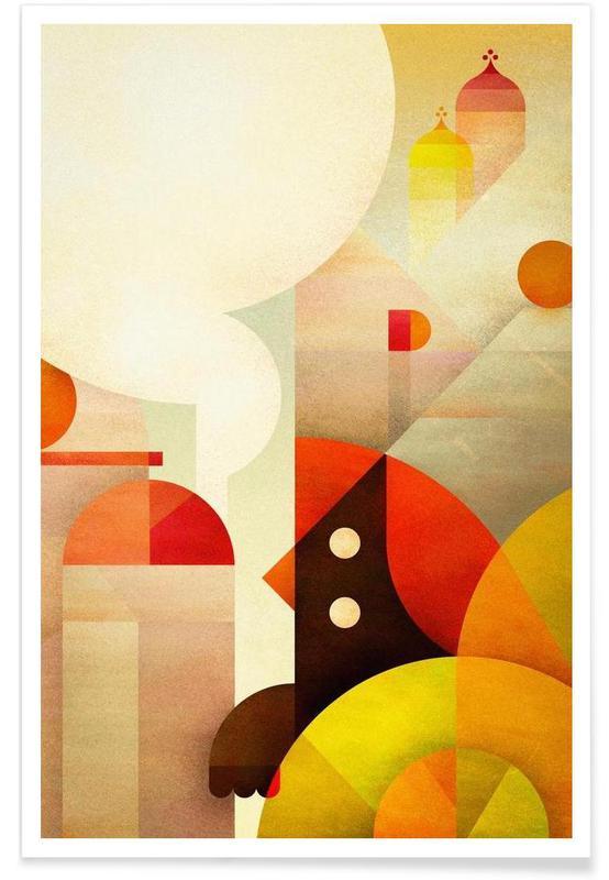 , Canopy Bird poster
