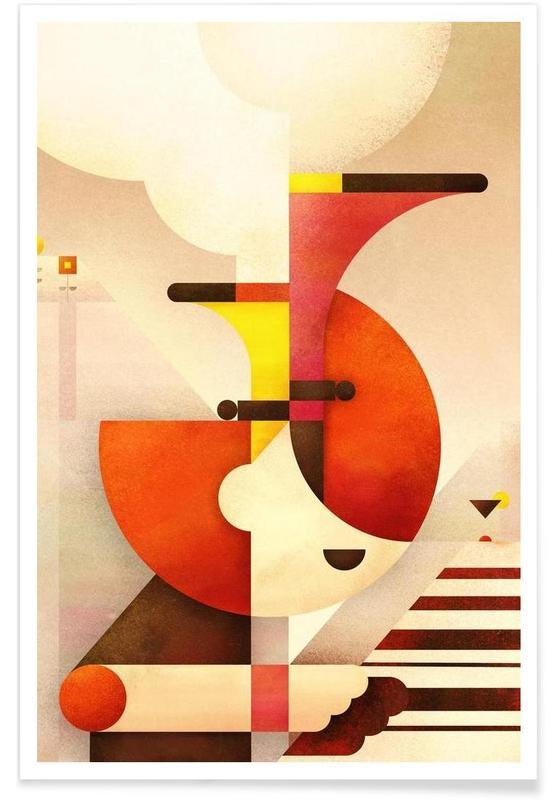 Jazz, Jazzman poster