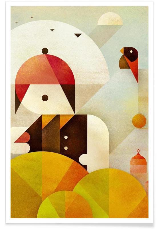 Rétro, Birdman affiche