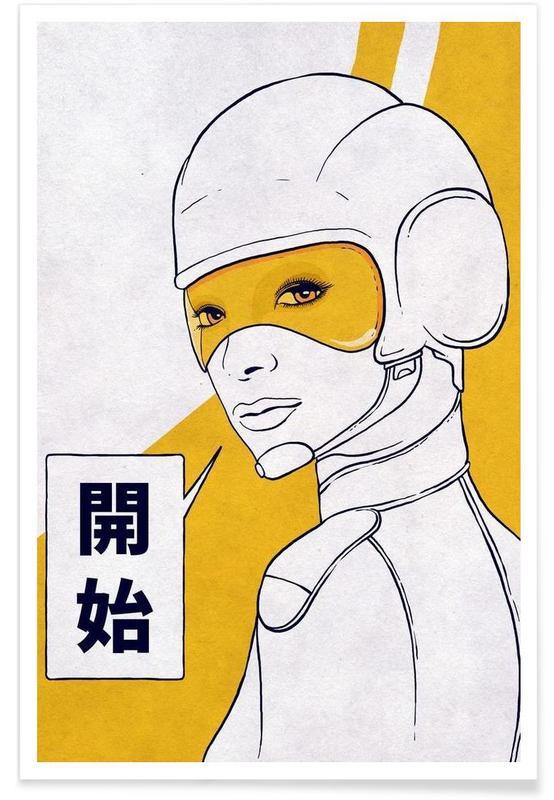 , Start Poster