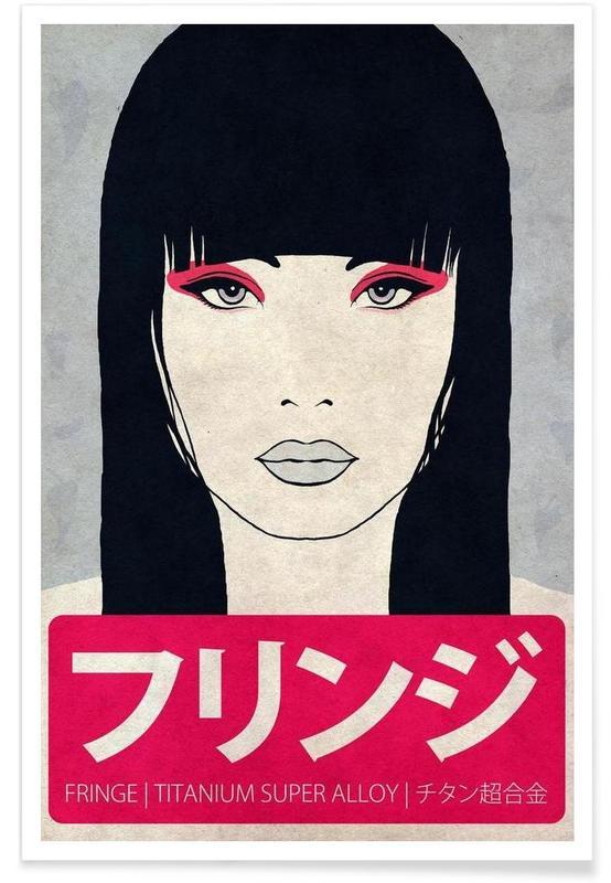 , Fringe affiche