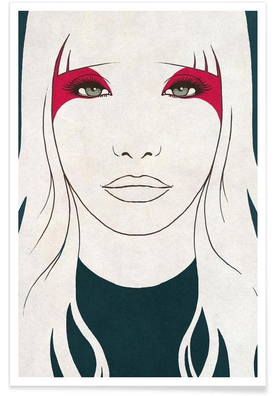 Portraits, Gakyu Poster
