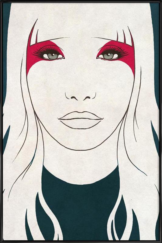 Gakyu Framed Poster