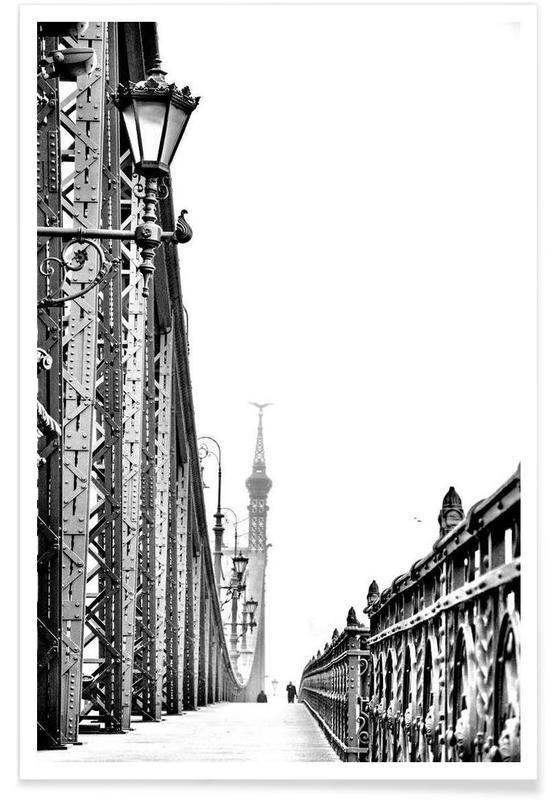 Liberty Bridge Poster