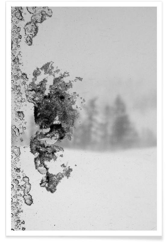 Retro, Ice -Poster