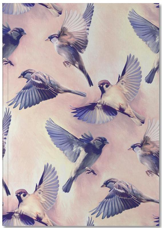 , Sparrow Flight Notebook