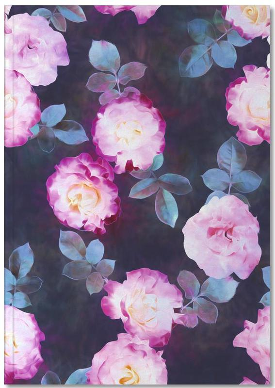 Twilight Roses Notebook
