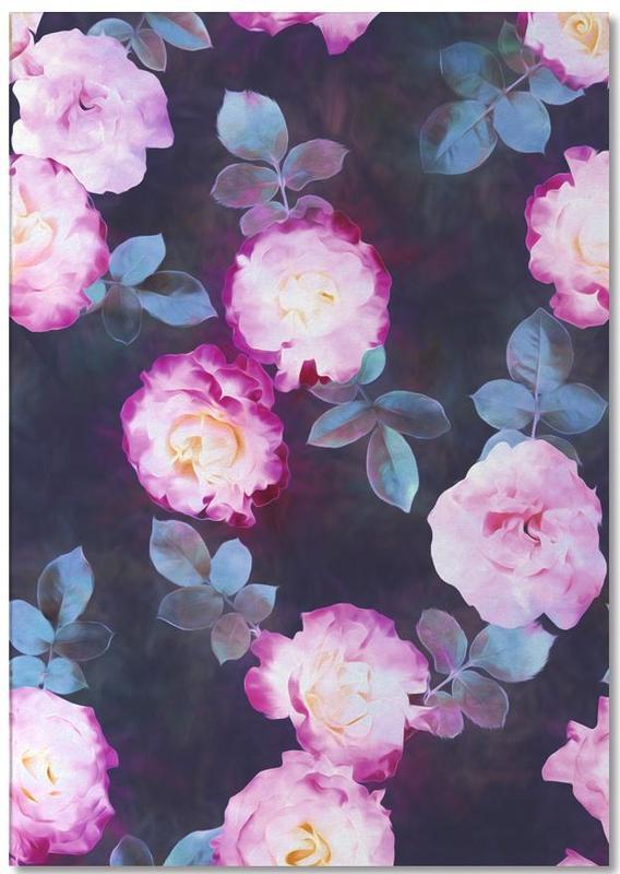 Twilight Roses Notepad