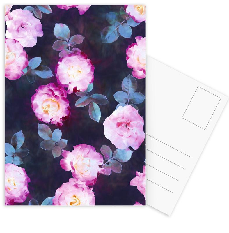 Twilight Roses -Postkartenset