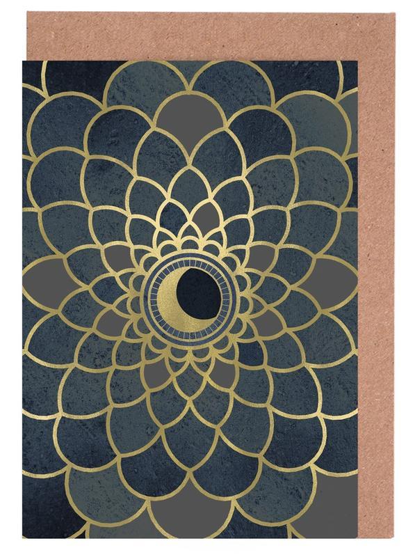 Mystic Moon Greeting Card Set