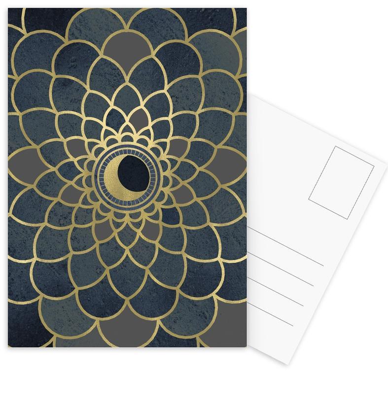 Mystic Moon Postcard Set