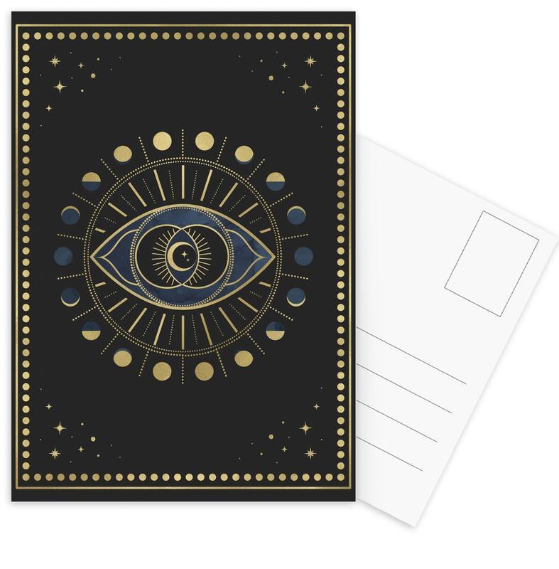 Vi Chakra -Postkartenset
