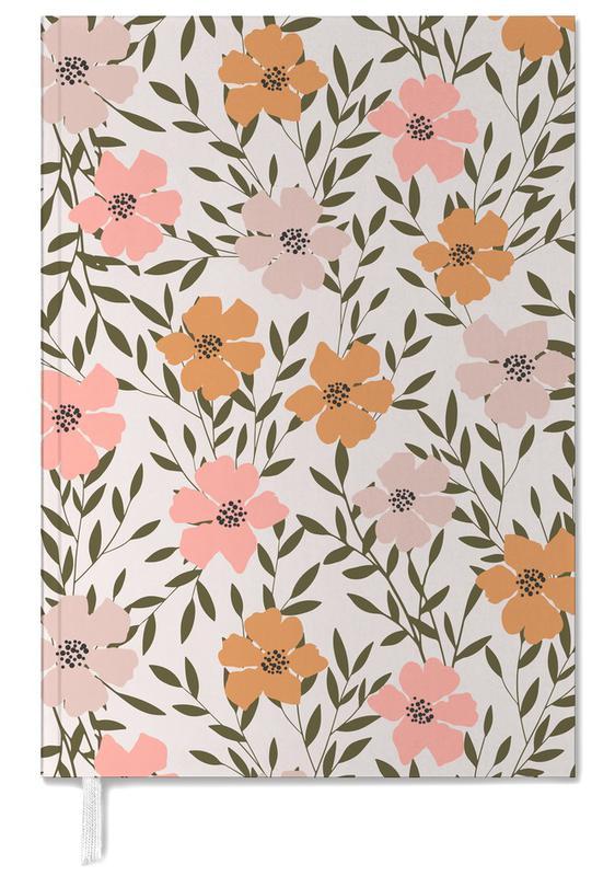 Patronen, 70's Floral agenda