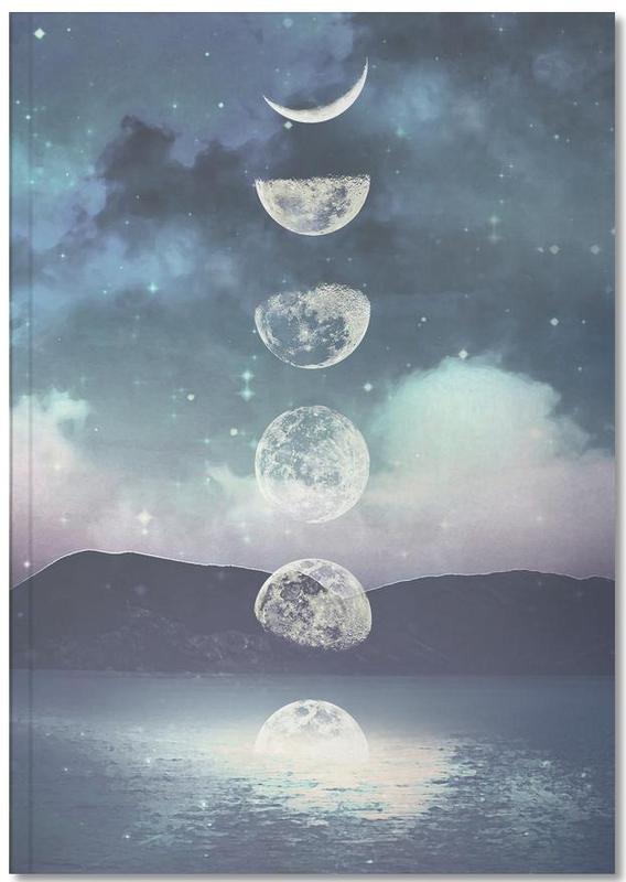 Moon Rising Notebook