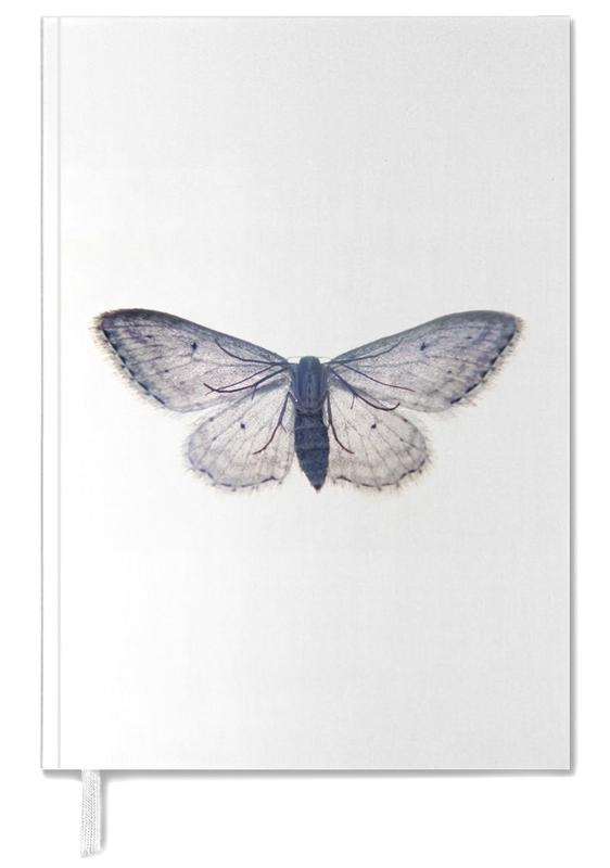 Butterfly in Blue Personal Planner