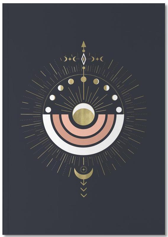 Full Magic Moon Notebook