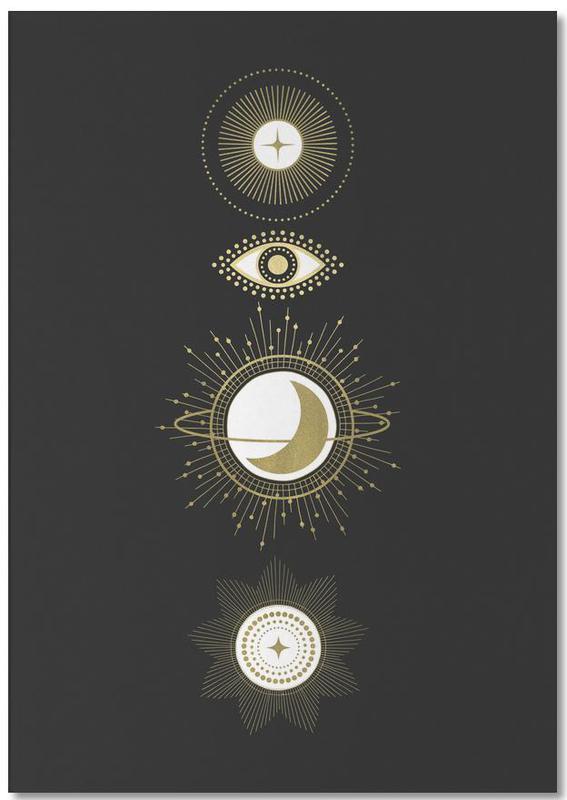 Maan, Moon Story notitieblok