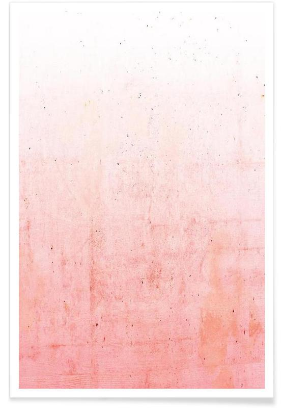 , Pink Ombre -Poster