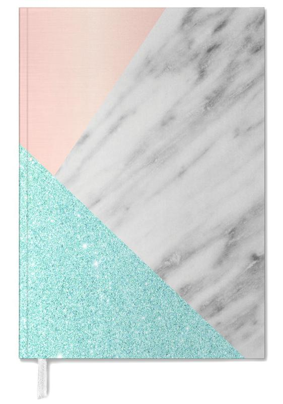 Spring Marble Collage agenda