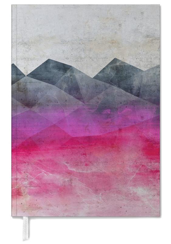 Abstracte landschappen, Pink Concrete agenda
