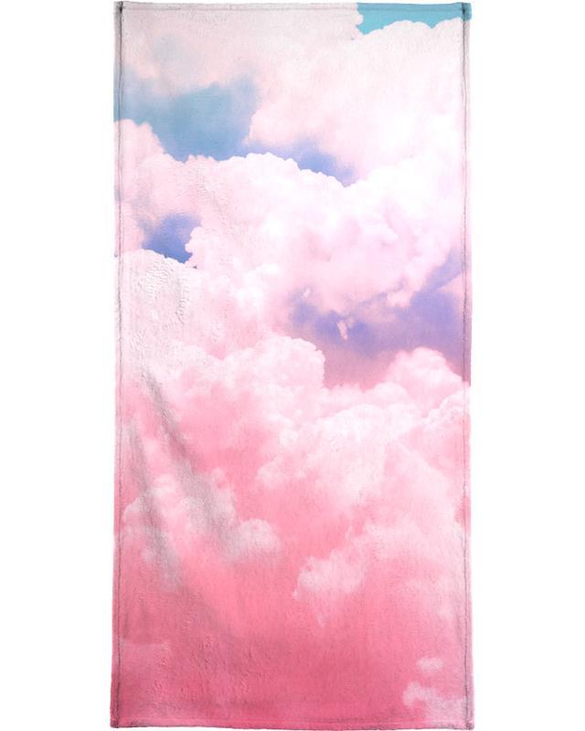 Candy Sky serviette de bain